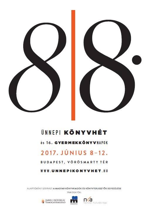 Az Előretolt Helyőrség Íróakadémia tagjai a 88. Ünnepi Könyvhéten