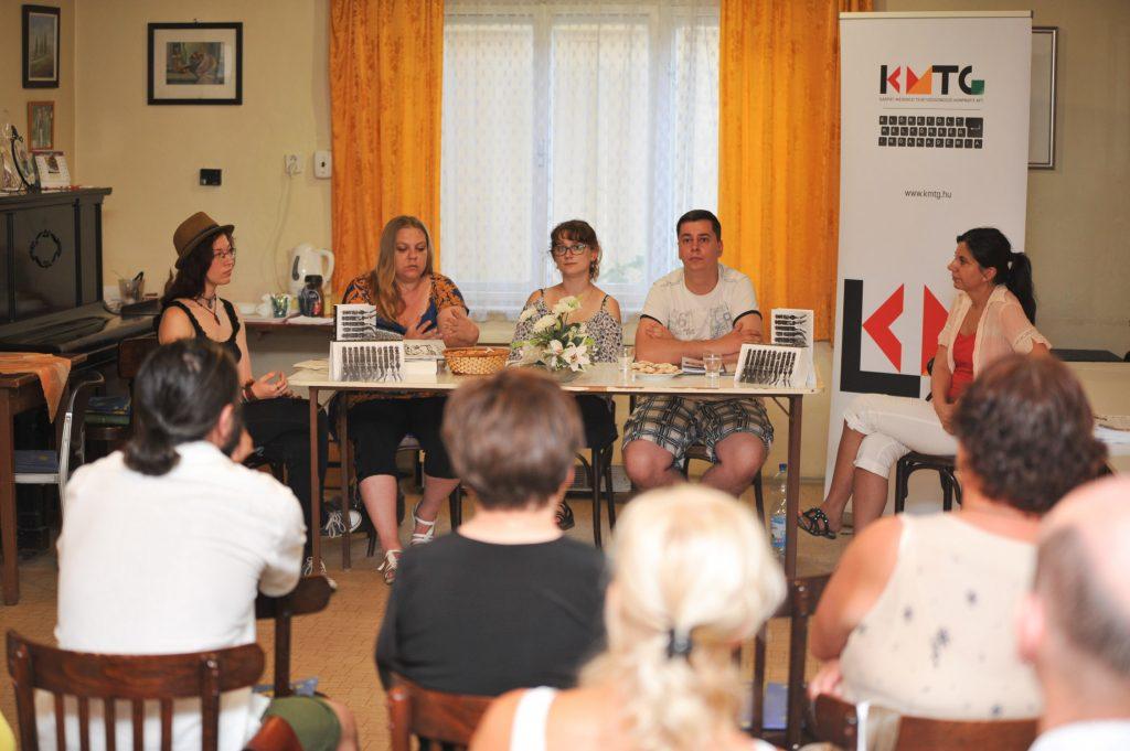 Irodalmi Karaván a Felvidéken: irodalmi est a párkányi Csemadok-házban (galéria)