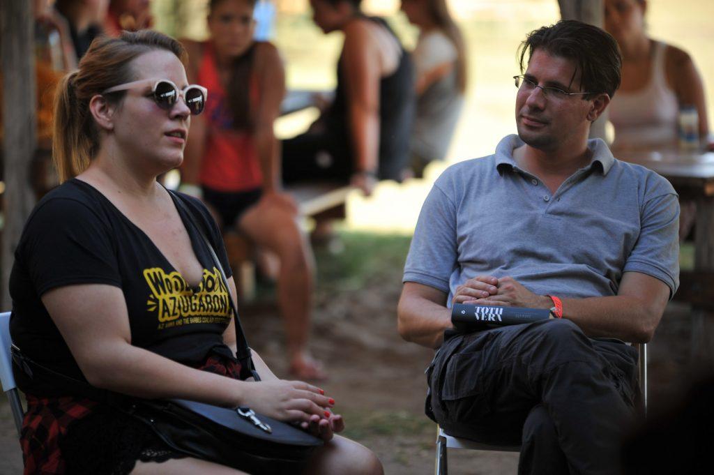 Az Előretolt Helyőrség Woodstockon (2. nap, galéria)