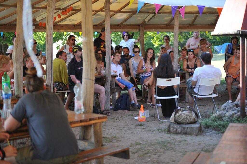 Az Előretolt Helyőrség Woodstockon (3. nap, galéria)