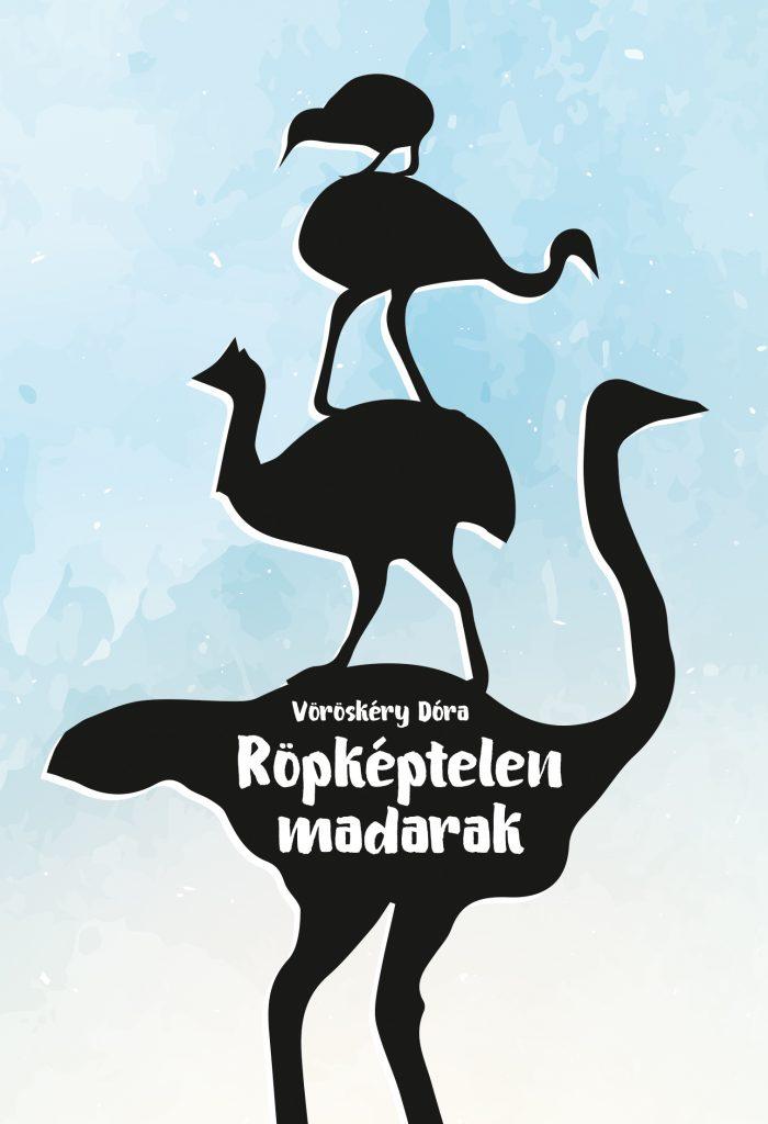 Vöröskéry Dóra: Röpképtelen madarak – kötetbemutató