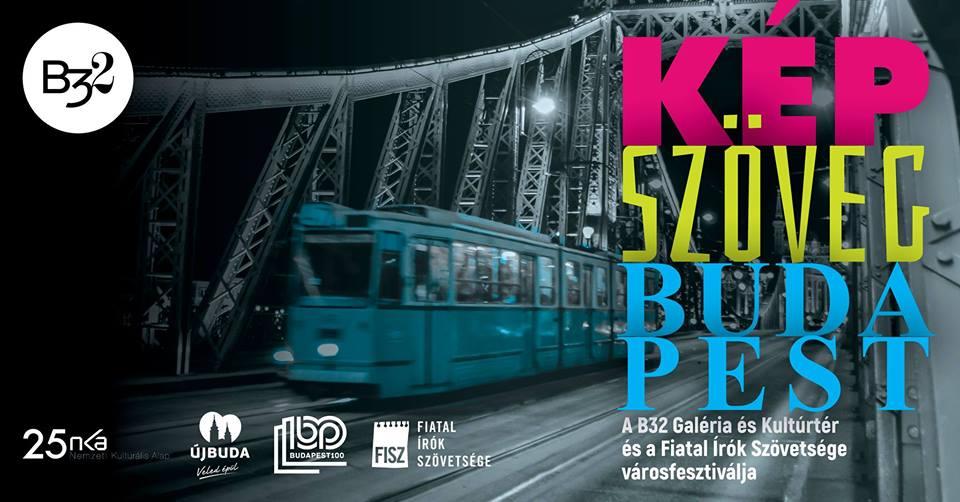 Kép – Szöveg – Budapest