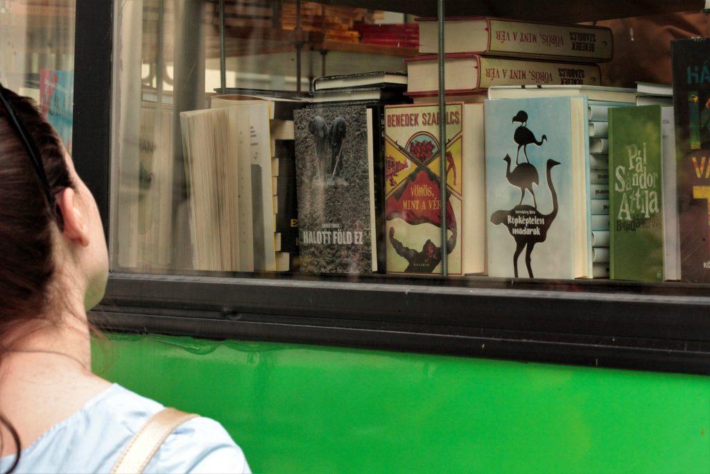 Kötetbemutatóink a Margón (galéria)