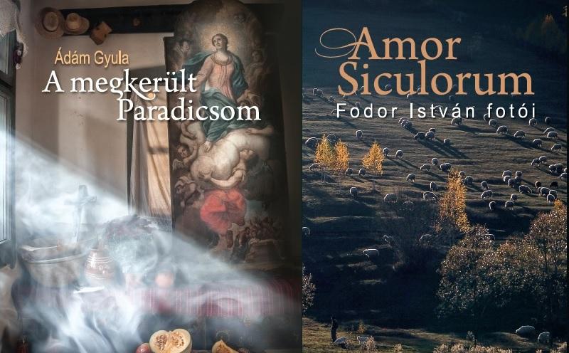 Ádám Gyula és Fodor István fotóalbumainak közös bemutatója